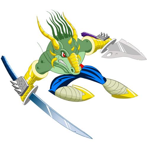fantasy_character_Dragon-Warrior-Enters