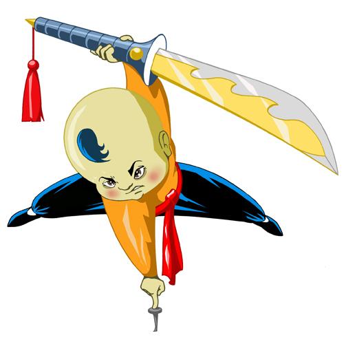 fantasy_character_Kung-Fu-Kid