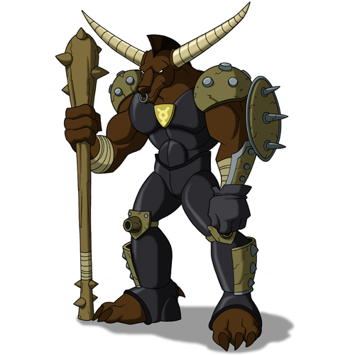 fantasy_character_Minotaur